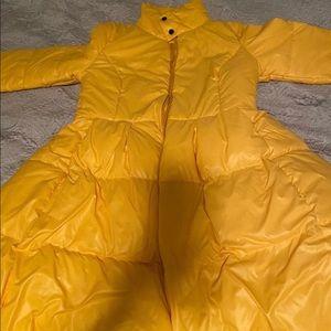 Women puffer coat